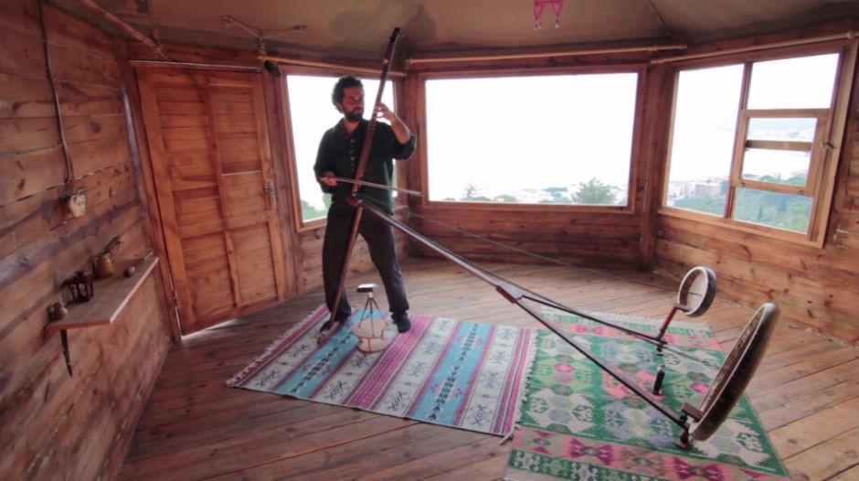 Görkem Şen toca o yaybahar (Foto: Reprodução)
