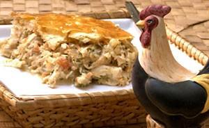 Empadão de frango de Rosário é sucesso e fácil de aprender: assista ao vídeo! (Cheias de Charme / TV Globo)
