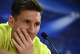 Sem vantagem: Messi lembra que o Barça também conhece Guardiola