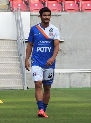Tony Santa Cruz (Foto: Lucas Liausu)
