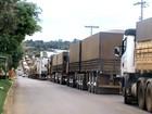 Agetop restringe tráfego de veículos pesados em rodovias de Goiás