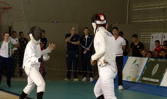 Padrões olímpicos são respeitados na Olimpíada Acadêmica (Foto: Reprodução/TV Rio Sul)