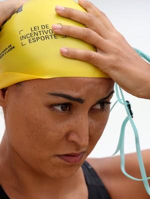 Poliana Okimoto, Rei e Rainha do Mar (Foto: Divulgação)