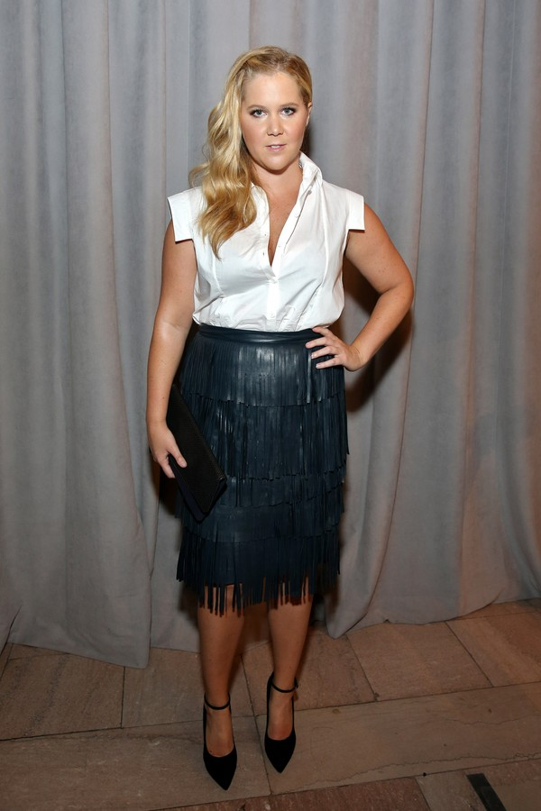 A atriz Amy Schumer (Foto: Getty Images)