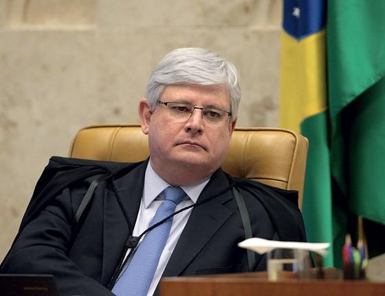 Rodrigo Janot Procurador Geral da República (Foto:  Agencia Senado)