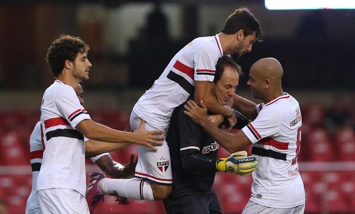 São Paulo x Linense, Campeonato Paulista (Foto: Rubens Chiri/saopaulofc.net)