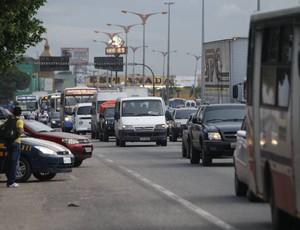 CTBel quer evitar problemas no trânsito antes e depois da partida (Foto: Tarso Sarraf/O Liberal)
