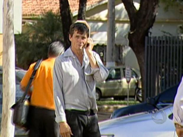Morre ex-prefeito de Dourados (MS) Ari Artuzi (Foto: Reprodução/TV Morena)