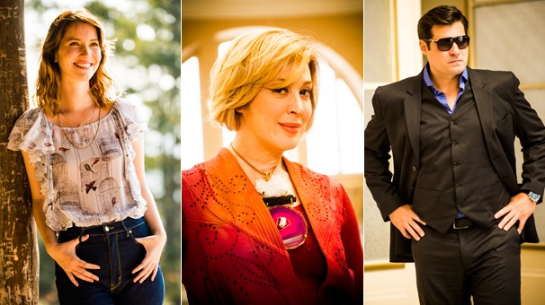 Alto Astral tem no elenco Nathalia Dill, Cláudia Raia, Thiago Lacerda e mais astros e estrelas da Globo (Foto: Globo)