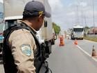 PRF registra 27 acidentes com duas mortes em rodovias federais da PB