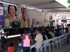 SAC Móvel realiza atendimento no Parque Costa Azul, em Salvador