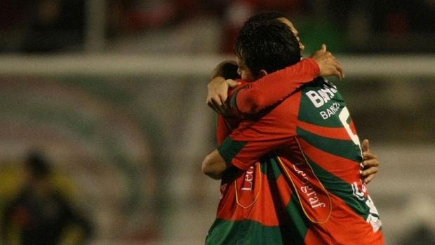 ivan portuguesa x são paulo (Foto: Alex Silva/Agência Estado)