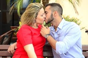 Cacau e Matheus - Dia dos Namorados  (Foto: RobertoTeixeira / EGO)