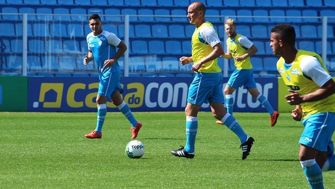 Marquinhos Avaí (Foto: André Palma Ribeiro/Avaí F.C.)