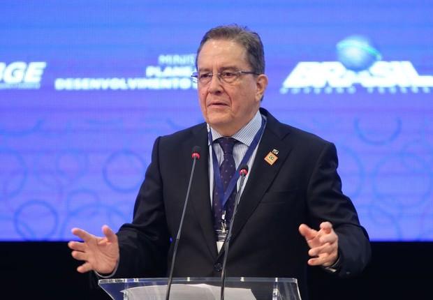 Paulo Rabello de Castro, ex-presidente do IBGE (Foto: Antonio Cruz/ Agência Brasil)