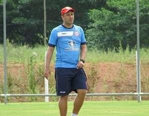 Raul Cabral técnico Tombense (Foto: Divulgação/AV Assessoria de Imprensa)