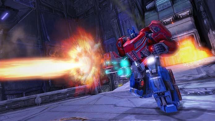 Jogo dos Transformers recicla ideias e fica entre os menos indicados (Foto: Reprodução)