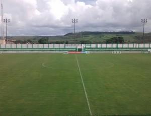 Estádio José Gomes da Costa, em Murici (Foto: Jaelson Silva/Arquivo Pessoal)