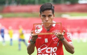 Vencedor do Puskás, Wendell Lira acerta rescisão de contrato com Vila