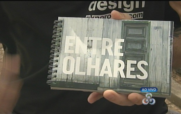 Livro 'Entre Olhares' mostra a cidade sobre diferentes óticas (Foto: Acre TV)