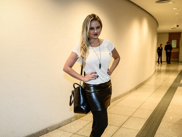 Ellen Rocche (Foto: Francisco Cepeda/ Ag. News)