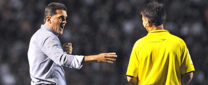 Vagner Mancini  Atlético-PR e Flamengo (Foto: André Durão)