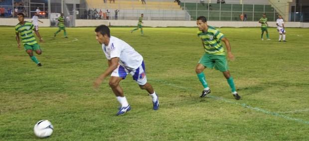 Cruzeiro-PB 4 x 2 Miramar (Foto: Larissa Keren)