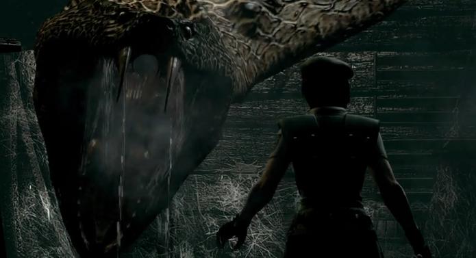 Resident Evil HD Remaster ganhou seu primeiro trailer. (Foto: Reprodução/YouTube)