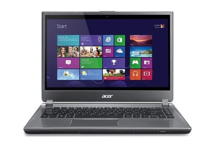 Acer Aspire M5 (Foto: Divulgação/ Acer)