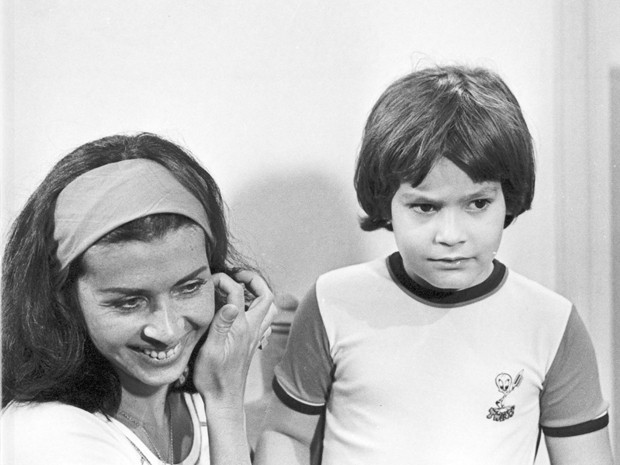 Betty Faria e Carlos Poyart em