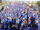Passeio ciclístico 'Belém 400 anos' reúne cerca de 10 mil pessoas