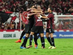 Atlético-PR Prudentópolis (Foto: Marco Oliveira/ Site oficial do Atlético-PR)