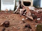 Túmulo é violado no Cemitério Municipal de São João Nepomuceno
