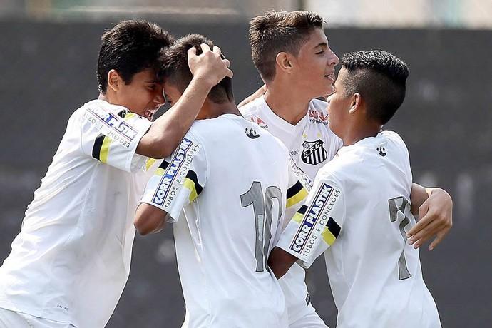 santos sub-13 (Foto: Pedro Ernesto Guerra Azevedo)