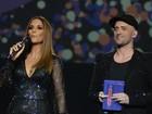 Famosos vão ao Prêmio Multishow no Rio