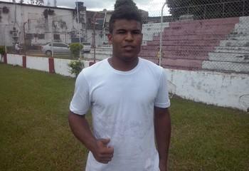 Alex Lima, atacante, Acre (Foto: Duaine Rodrigues)