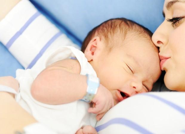 Bebê recém-nascido (Foto: Shutterstock)