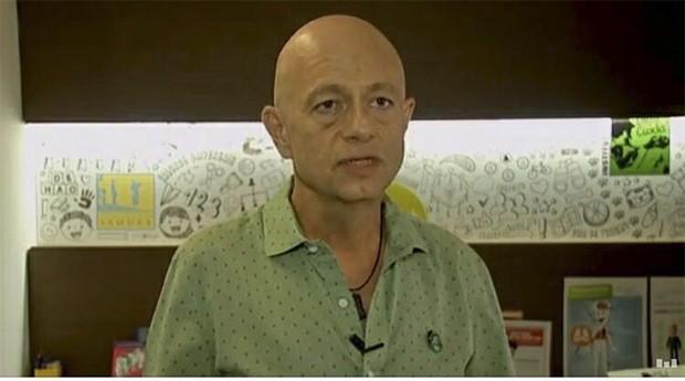 'Adulto não sabe lidar com o que filho acessa', diz o empresário Demétrio Jereissati, que criou entidade para oferecer apoio aos pais de vítimas de jogos perigosos e denunciar canais. (Foto: Reprodução)