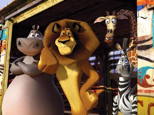 Madagascar 3 (Foto: divulgação)