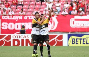 """""""Estávamos devendo para o torcedor"""", diz A. Maranhão, sobre vitória do Tigre"""