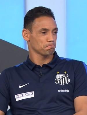 Ricardo Oliveira Bem Amigos (Foto: Reprodução/SporTV)