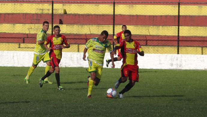 Sport Atalaia x Ipanema, Segunda Divisão do Alagoano (Foto: Leonardo Freire/GloboEsporte.com)