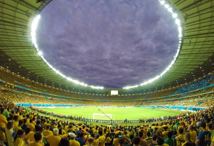 Mineirão Brasil x Alemanha (Foto: Sergio Gandolphi)