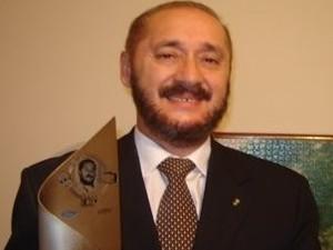 Historiador Alberto Simões São José dos Campos (Foto: Divulgação/Câmara de São José dos Campos)