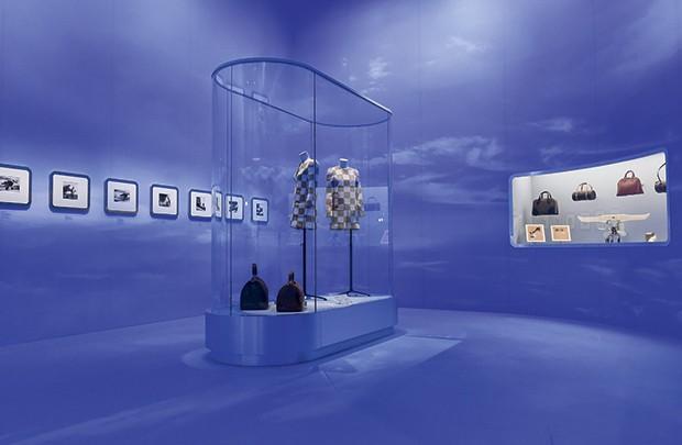 Louis Vuitton - Valises preciosas como as de Dora Maar (Foto: Divulgação)
