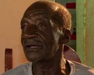 Seu José não perde a esperança de conseguir se aposentar  (Foto: Reprodução RJTV 2ª Edição)