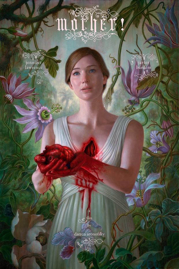 'Mãe!', de Darren Aronofsky, e a urgência de falar sobre o meio ambiente (Foto: Paramount/Divulgação)