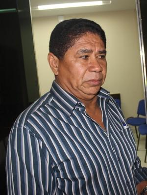 José Bruno, presidente do Cori-Sabbá (Foto: Wenner Tito)