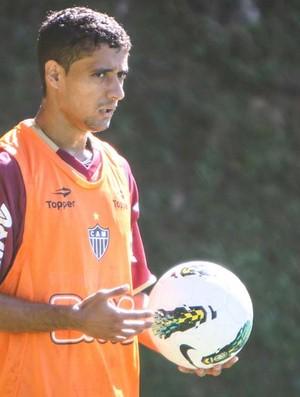 atacante Juninho treino Atlético-MG (Foto: Bruno Cantini / Flickr Atlético-MG)