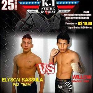 Kickboxing (Foto: Divulgação)